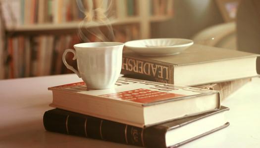 Romska kavica in knjige
