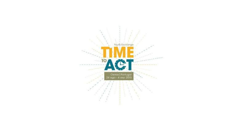 Time to act logo