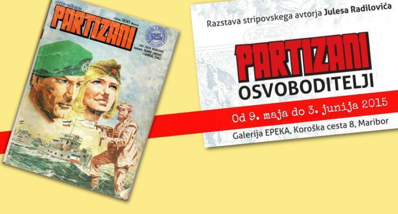 Partizani osvoboditelji cover splet