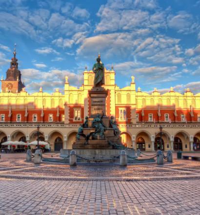 Krakow cover splet